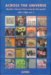 Azing - Across The Universe, Beatles Sleeves from around the World 1967-1968 vol. 2 , goede staat (signed  limited edition of 1000 copys, this is number 479)