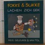 Reid, John Stuart - Geleijnse, Bastiaan - Tol, J.M. van - Fokke & Sukke - 9 - lachen zich gek