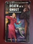 Allingham, Margery (Robert Jonas and James Avati bookdesign) - Death of a ghost
