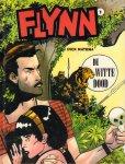 Matena, Dick - Flynn 1, De Witte Dood, hardcover, zeer goede staat