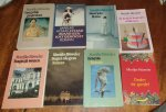 Howeler, Marijke - 8 boeken, in een koop.