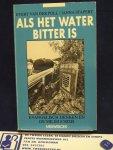 Poll van der , Evert, en Stapert, Janna - Als het water bitter is ; evangelisch denken en de milieucrisis.