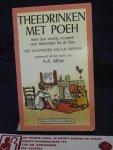 Milne, A.A. - Theedrinken met Poeh / meer dan veertig recepten voor lekkernijen bij de thee