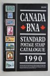 Editor - Canada standard Postage Stamp Catalogue