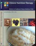Kastner, Joerg  Translators Johanna Cummings-Pertl  and Anika Moje - Chinese Nutrition Therapy - Dietetics in Traditional Chinese Medicine (TCM)