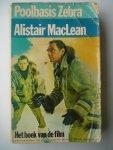 MacLean, Alistair - 4 titels in één koop: Nacht zonder einde - Ondergang om middernacht - Ontsnapt langs de krakatau - Poolbasis Zebra