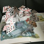 Carroll, Lewis and Thorne, Jenny after Tenniel, John (ills.) Design by John Strejan Paper engineer James Roger Diaz - Alice's Adventures in Wonderland A MacMillan Pop-up Book