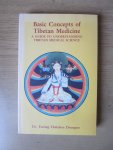 Dr. Tsering Thakchoe Drungtso - Basic Concepts of Tibetan Medicine / A Guide to Understanding Tibetan Medical Science