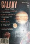 div. - Galaxy Science Fiction magazine van 1979 - volume 39
