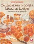 Drukker - Zelfgebakken broodjes brood en koekjes
