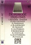 Riet, Rob van en Jet Matla [Samenstellers en Redactie[ van dit deel ] - Nederlandse Letterkunde No 14. De Periode 1920-1945.