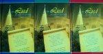 Diverse auteurs - Een lied op den sabbatdag, deel 1, 2, 3, 4 en 5