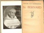 Anton van Duinkerken Band en Omslag door H. Salden - Uren met St. Bernard