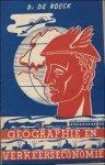 de Roeck, Marcel - Geographie en verkeerseconomie