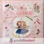Medema, Ingrid - My best friends *nieuw* - laatste exemplaar! nu van € 9,95 voor --- Vriendenboekje
