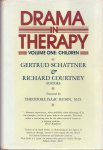 Schattner, Gertrude & Richard Courtney (ds1324) - Drama in therapy