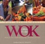 Huysentruyt, Piet - Alles in de wok. Snelle en gemakkelijke wokrecepten