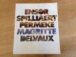 P.M.M.K. - Van Ensar tot Delvaux