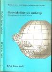 Groot-Canté J.P. de Hans Redactie - Ontwikkeling van Onderop ..  Zelforganisatie in de Derde Wereld