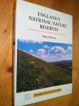 Marren, Peter - England's National Nature Reserves