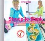 Daansen Pieter, Ria Visser en Margriet (1212) - Streep-je-slank box . Genieten van een gezond leven