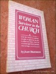 OHANNESON, JOAN. - Woman: survivor in the church.