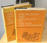 Keith, Arthur Berriedale - The religion and philosophy of the Veda and Upanishads, part I and II