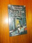 WELLINGA, KLAAS (samenst.), - Puertoricaanse literatuur in Nueva York.