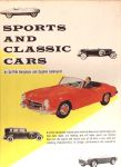 Borgeson, Griffith and Eugene Jaderquist - Sports and classic cars