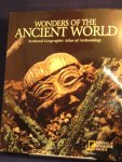 Hammond, Norman - Wonders of the Ancient World ; National Geograhic Atlas of Archaeology