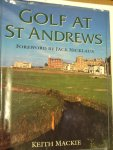 Mackie, Keith - Golf at St Andrews