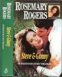 Rogers, Rosemary .. Omslagontwerp : Julie Bergen - Steve en Ginny: De hartstocht en het verlangen