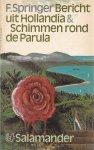 Springer, F. - Bericht uit Hollandia en schimmen rond de Parula