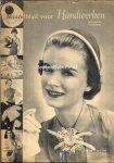 Diversen - Maandblad voor handwerken mei 1955