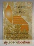 N., N. - In dienst van de Kerk --- 75 jaar Vereniging van Kerkvoogdijen in de Nederlandse Hervormde Kerk 1920-1995