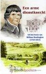 Kok, Jan de - Een arme dienstknecht *nieuw* --- Uit het leven van William Huntington (1745-1813). Serie Historische verhalen, deel 10