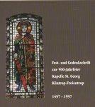 Stracke ,K. - Fest- und Gedenkschrift zur 500-Jahrfeier Kapelle St.Georg,  Küntrop- Freientrop 1497-1997