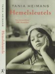 Heimans, Tania Omslagontwerp Janine Jansen  Foto auteur Deniz Hammudoglu - Hemelsleutels is een fijnzinnige Roman
