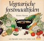 Skaarup, Kirsten - Vegetarische feestmaaltijden