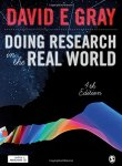 David E Gray - Doing Research in the Real World