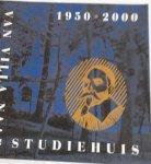 KWINT, Huib en VELD, Jaap (redactie) - Van villa naar studiehuis 1950 - 2000. Revius Lyceum. Uitgave naar aanleiding van het tiende lustrumm