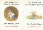 Potter, Beatrix - 6 x speciale Pickwick editie (zie Extra)