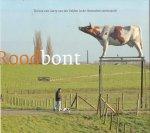 Wal, Gijsbert van der (tekst) & Roodnat, Bas (fotografie) (ds1223) - Roodbont. De koe van Gerry van der Velden in de Heesseltse uiterwaard