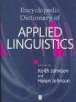 Keith Johnson, Helen Johnson - The Encyclopedic Dictionary of Applied Linguistics: A Handbook for Language Teaching