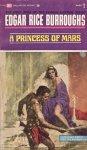 Burroughs, Edgar Rice - A Princess of Mars