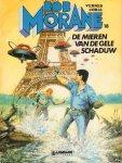 Vernes/Coria - Bob Morane 14, De Mieren van de Gele Schaduw, softcover, goede staat
