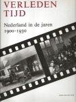 Derks/Ribbens/Mulder - Verleden Tijd - complete serie van 5 delen
