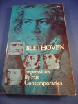 Sonneck, O.G - Beethoven - Impressions by His Contemporaries