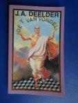 Deelder, J.A. - De t van Vondel