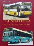 Peter van der Meer. - De streekbus / een reis door Nederland; van 1987 naar 2007